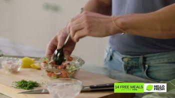 HelloFresh TV Spot, 'Skillet Shortcuts: 14 Free Meals' Featuring Antoni Porowski - Thumbnail 4