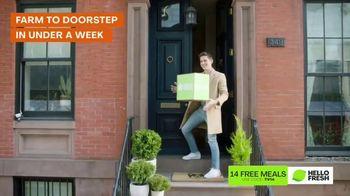 HelloFresh TV Spot, 'Skillet Shortcuts: 14 Free Meals' Featuring Antoni Porowski - Thumbnail 6