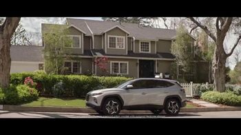 2022 Hyundai Tucson TV Spot, 'ABC and ESPN Personalities Question Everything' Feat. Anthony Anderson, Tayshia Adams [T1] - Thumbnail 2