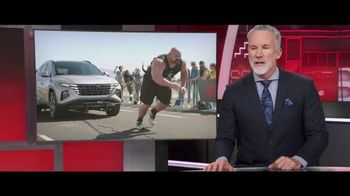 2022 Hyundai Tucson TV Spot, 'ABC and ESPN Personalities Question Everything' Feat. Anthony Anderson, Tayshia Adams [T1] - Thumbnail 5