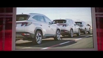 2022 Hyundai Tucson TV Spot, 'ABC and ESPN Personalities Question Everything' Feat. Anthony Anderson, Tayshia Adams [T1] - Thumbnail 7