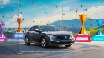 2021 Honda Civic TV Spot, 'Now's Your Chance' [T2]