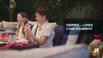 Ashley HomeStore Barras + Estrellas TV Spot, '50% de descuento o 0% de interés' [Spanish] - Thumbnail 3