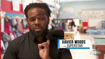 Boys & Girls Clubs of America TV Spot, 'WWE: Being Myself' Featuring Xavier Woods - 6 commercial airings