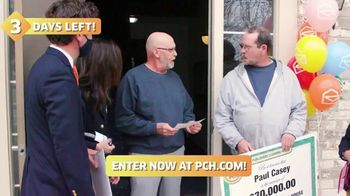 Publishers Clearing House TV Spot, 'Change Your Life: Three Days Left' Feat. Brad Paisley - Thumbnail 7