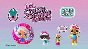 L.O.L. Surprise! Color Change Surprise! TV Spot, 'Collect the Family' - Thumbnail 7