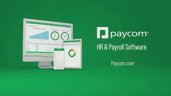 Paycom TV Spot, 'Room for Improvement' - Thumbnail 7