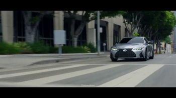 2021 Lexus IS TV Spot, 'Vanity Plates' Song by Ebo Taylor, Jr. [T2] - Thumbnail 1
