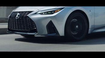 2021 Lexus IS TV Spot, 'Vanity Plates' Song by Ebo Taylor, Jr. [T2] - Thumbnail 7