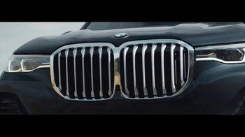 BMW TV Spot, 'There's an X for That: X7 and X5' Song by NOISY [T2] - Thumbnail 5