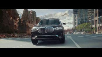 BMW TV Spot, 'There's an X for That: X7 and X5' Song by NOISY [T2] - Thumbnail 7