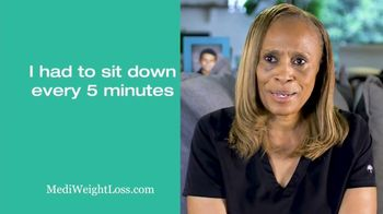 Medi-Weightloss TV Spot, 'Happy New You: Carol' - Thumbnail 5
