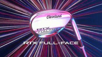 Cleveland Golf RTX Full-Face TV Spot, 'A Flop Shot Machine' - Thumbnail 7
