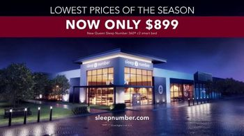 Sleep Number Lowest Prices of the Season TV Spot, 'Dad-Powering: $899' - Thumbnail 9