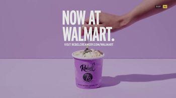 Rebel Creamery TV Spot, 'Time for a Swap' - Thumbnail 10