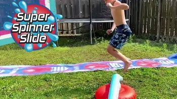 Wipeout Super Spinner Slide: Transform Your Backyard thumbnail