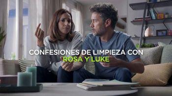Swiffer Heavy Duty TV Spot, 'Rosa y Luke' [Spanish]
