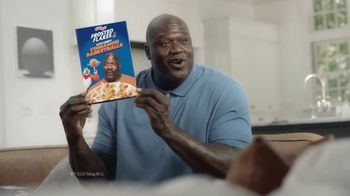 Frosted Flakes With Crispy Cinnamon Basketballs TV Spot, 'My Cereal' Featuring Shaquille O'Neal - Thumbnail 9