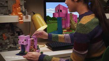 LEGO Minecraft TV Spot 'Build Your World'