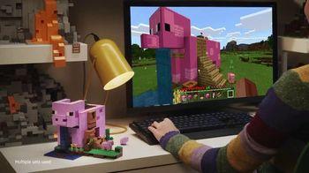 LEGO Minecraft TV Spot 'Build Your World' - Thumbnail 1