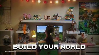 LEGO Minecraft TV Spot 'Build Your World' - Thumbnail 10