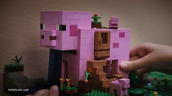 LEGO Minecraft TV Spot 'Build Your World' - Thumbnail 3