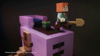 LEGO Minecraft TV Spot 'Build Your World' - Thumbnail 4