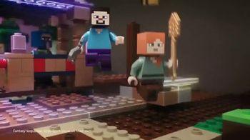 LEGO Minecraft TV Spot 'Build Your World' - Thumbnail 5