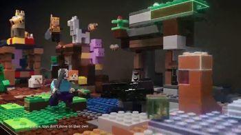 LEGO Minecraft TV Spot 'Build Your World' - Thumbnail 6