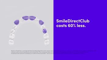 Smile Direct Club TV Spot, 'Teeth Straightening: Compare Treatments' - Thumbnail 4