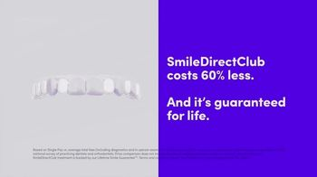 Smile Direct Club TV Spot, 'Teeth Straightening: Compare Treatments' - Thumbnail 5