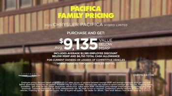Chrysler Pacifica Family Pricing TV Spot, 'Protect Your World' [T2] - Thumbnail 8