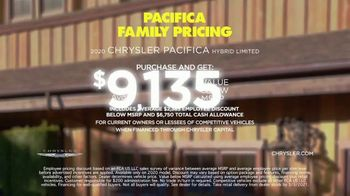Chrysler Pacifica Family Pricing TV Spot, 'Protect Your World' [T2] - Thumbnail 9