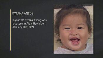 National Center for Missing & Exploited Children TV Spot, 'Kytana Ancog' - Thumbnail 2