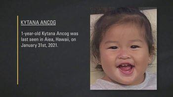 National Center for Missing & Exploited Children TV Spot, 'Kytana Ancog' - Thumbnail 3