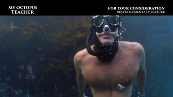 Netflix TV Spot, 'My Octopus Teacher' - Thumbnail 5