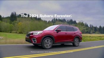 2021 Subaru Forester TV Spot, 'For All You Do' [T2] - Thumbnail 1