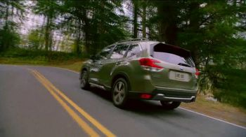 2021 Subaru Forester TV Spot, 'For All You Do' [T2] - Thumbnail 2
