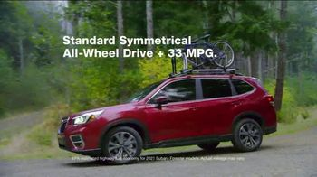2021 Subaru Forester TV Spot, 'For All You Do' [T2] - Thumbnail 3