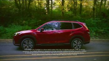 2021 Subaru Forester TV Spot, 'For All You Do' [T2] - Thumbnail 5