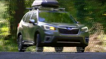 2021 Subaru Forester TV Spot, 'For All You Do' [T2] - Thumbnail 6