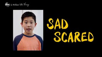 Stop AAPI Hate TV Spot, 'Sad and Scared' Featuring Tristan Byon - 3 commercial airings