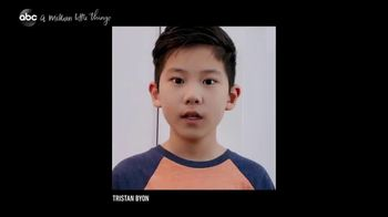 Stop AAPI Hate TV Spot, 'Sad and Scared' Featuring Tristan Byon - Thumbnail 1