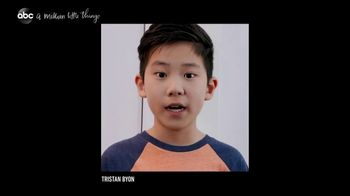 Stop AAPI Hate TV Spot, 'Sad and Scared' Featuring Tristan Byon - Thumbnail 2