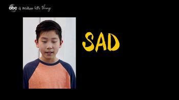 Stop AAPI Hate TV Spot, 'Sad and Scared' Featuring Tristan Byon - Thumbnail 4