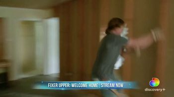Discovery+ TV Spot, 'Fixer Upper: Welcome Home' - Thumbnail 6