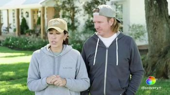 Discovery+ TV Spot, 'Fixer Upper: Welcome Home' - Thumbnail 8