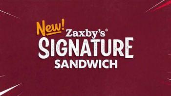 Zaxby's Signature Sandwich TV Spot, 'Surprise Treat' - Thumbnail 1