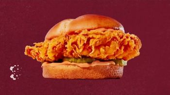 Zaxby's Signature Sandwich TV Spot, 'Surprise Treat' - Thumbnail 5