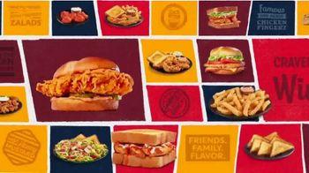 Zaxby's Signature Sandwich TV Spot, 'Surprise Treat' - Thumbnail 6